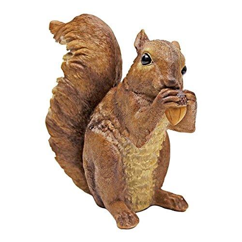 Design Toscano Figur Waldflächen Eichhörnchen: Chomper